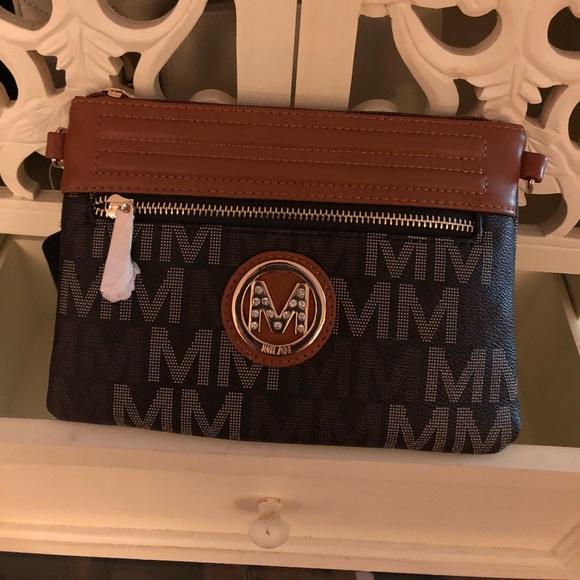 Handbags - Mia K Farrow Crossbody